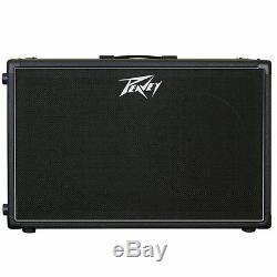 Extension D'ampli Guitare Peavey 212-6 2x12 Avec Haut-parleur Arrière Celestion Green