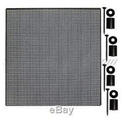 Extension D'enceinte Pour Guitare 1x12 Vide, Blanc Ivoire Avec Texture Avant Texturée
