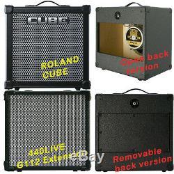 Extension De L'enceinte Guitare 1x12 Pour Roland Cube 80xl