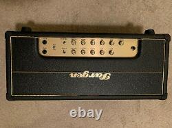 Fargen Guitar Amp Dual British Classic 40 Watts Avec Haut-parleur Cab 2015 Noir