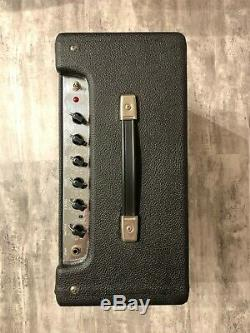 Fender Blues Jr. 15w Ampli Guitare Haut-parleur Eminence, Tubes Sovtek, Bon État