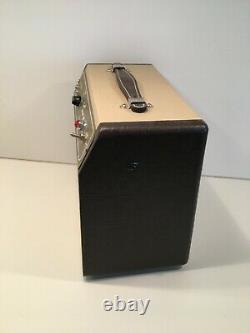 Fender Champion 600 Tube Preamp Power Amp 6 Haut-parleur Rétro Bicolore Avec Cordes