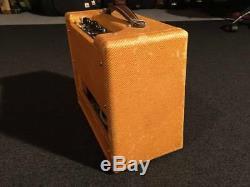 Fender Custom Édition Tweed Vainqueurs Reverb Mod Jensen Président Livraison Gratuite