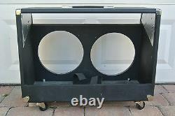Fender Cyber-twin Cabinet Seulement Ou Vide Fender 2x12 Haut-parleur Cabinet! #v904