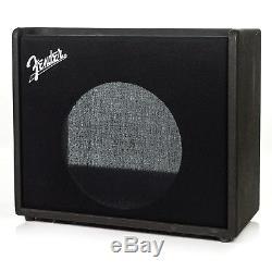 Fender Guitar Amp Cabinet Vide (21x10x18) Pouces Pour 1x 12 Haut-parleurs