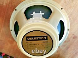 G12m-65 Creamback Celestion Speaker Pour Amplificateur De Guitare