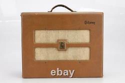 Gibson Ga-20 Tube Vintage Combo Amplificateur Amplificateur 1x12 Jensen Speaker # 40344