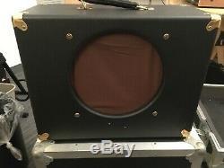 Gibson Goldtone Ga15-rv Combo Guitare Amplificateur Avatar Président & Route Case