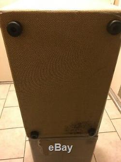 Groove Tubes Gt Electronics Vc112 Guitar Speaker Cabinet Tweed Fermé Retour