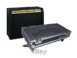 Guitar 1 X 12 Boitier Ampli Combo Avec Roues Int. 27 X22 X 14,25