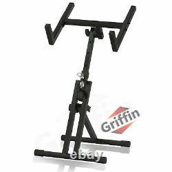 Guitar Combo Amp Floor Stand Pa Tilt Back Amplificateur Haut-parleur Support Mount