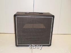 Guitar Speaker Cabinet Vide 1-12 Style Classique