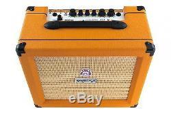 Haut-parleur Amplificateur De Guitare Orange Crush 35rt Avec Accordeur Et Réverbération Neuf
