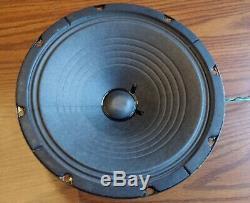 Haut-parleur D'ampli Guitare 10 Pouces Vintage Jensen P10q Tweed Bassman. P10r Famille P12n