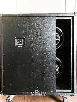 Haut-parleur D'ampli Guitare / Amplificateur De Guitare Road King 4x12 Mesa Boogie