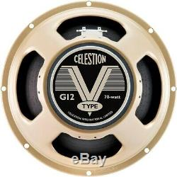 Haut-parleur D'ampli Guitare Celestion V-type 12 70w 8 Ohm