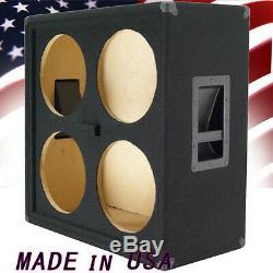 Haut-parleur De Guitare 4x12, Meuble Vide, Finition Tapis Noir 440live G4x12st Bc