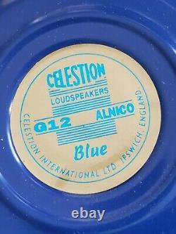 Haut-parleur De Guitare Alnico 8 Ohm Légèrement Utilisé? Ça A L'air Génial