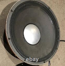 Haut-parleur De Guitare Vintage Jbl D120f