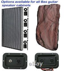 Haut-parleur Guitare Basse 1x15 Meuble Vide Tapis Noir Bg1x1523s