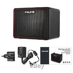 Haut-parleurs D'amplificateur De Guitare Électrique Mini Portable 3k Ukulele Et Usb I9u1