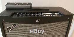 Haut-parleurs Fender Mustang IV V2 2x12 Celestion Ampli Guitare 150 W Avec Pédale