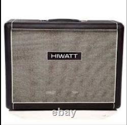 Hiwatt Se2121c Cabinet De Guitare 2x12 Celestion Speaker