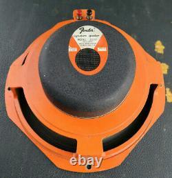 Jbl D110f 10 Haut-parleur Fender Princeton Super Reverb Haut-parleur Vintage Orange