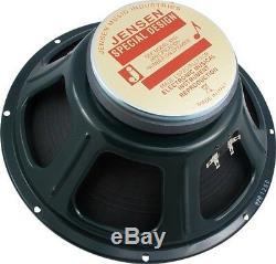 Jensen C12n 12 Série Vintage Guitar Speaker 8 Ohm