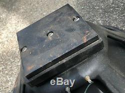 Jensen C15l 15 Speaker 1969 Enceinte Ampli Guitare À Lampes De Leslie Modèle 102