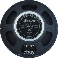 Jensen Jet Electric Lightning 12 Haut-parleur De Guitare 16 Ohm
