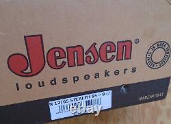 Jensen Neo 12 Jet Tornado Stealth. Jusqu'à 65 Watts Guitar Amp Speaker, 8 Ohm