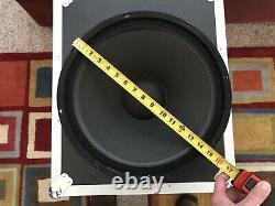 Jensen Neo 15-300 15 300 Watts Guitare D'instrument Haut-parleur, 8 Ohm Ton Unique