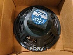 Jensen P10r 8ohm Haut-parleur De Guitare