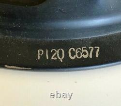 Jensen P12q 8 Ohm Haut-parleur Vintage 1959 Pour Amplificateur De Guitare De Luxe Fender Tweed