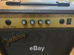 Jim Harley Amplificateur De Guitare Électrique Max Ten, Ampli De Pratique 10w