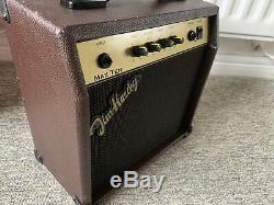 Jim Harley Max Ten Guitare Électrique Pratique Amplificateur Amp