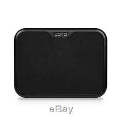 Joyo Ma-10e Amplificateur De Guitare Mini Haut-parleurs Bluetooth Pour Guitare Électrique Noir