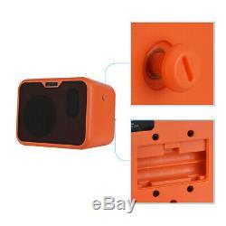 Joyo Portable Mini Amplificateur Guitare Electrique Haut-parleurs Amp 10w Ukulélé 10w X4k7