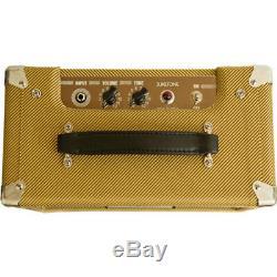 Juketone Boutique 5w Classe A Ampli Ampli À Lampe Guitare Tweed Style Vintage