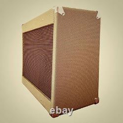 Juketone Tweed Amplificateur Cabinet 8 10 12 Champ, Princeton, Deluxe Blues Jr Style