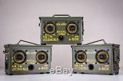 L'ammo Original Can Boombox Enceinte Bluetooth 2019 Thodio. 50 Cal A-box