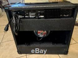 Laney Gc50 Ampli Guitare 2 Canaux 50w Haut-parleur 12 Pouces Hh Chargé