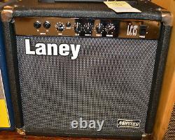Laney Lc-15 Avec Mercury Magnetics Transformateur Et Redcoat Président