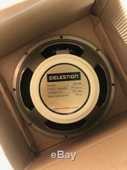Légèrement Occasion Celestion G12m-65 Creamback 12 65 Watt Haut-parleur Guitare