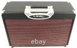 Ligne 6 Vetta 160w 2x12 Electric Guitar Amp Speaker Cabinet Cab
