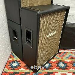 Marshall 1970 Artiste Checkerboard Tall 2x12 Speaker Cabinet Modèle #2049