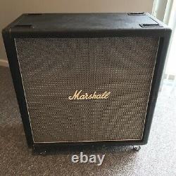 Marshall 1971 4x12 Avec 25 Watt Greenback Celestion Speakers, Basketweave