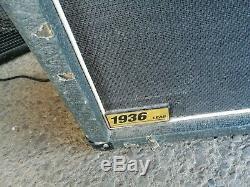 Marshall 2x12 Président 1936 Lead Cab Loaded Haut-parleur Guitare 150w (571)