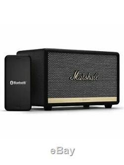 Marshall Acton II Parleur Sans Fil Bluetooth Classique Marshall Design Guitar Amp